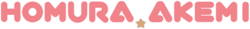Versus Planet - Homura Akemi logo