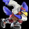 480px-Falco SSB4 Art