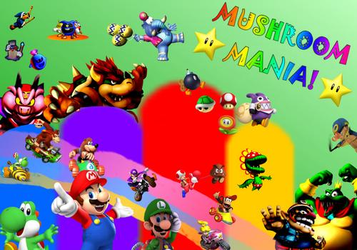 Mushroom Kingdom Mania