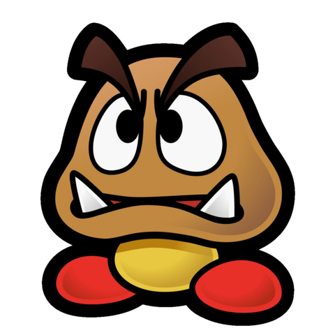 File:PMTTYD Goomba art.png