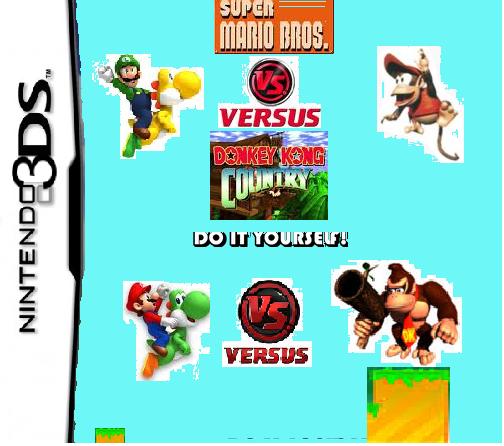 File:Super Mario Bros Vs DK Country D.I.Y..png