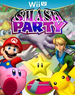Boxart smash party