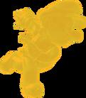 Gold MarioNSMBAS