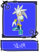Silver the Hedgehog SSBR