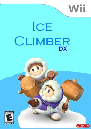 Ice Climber DX Cover Art