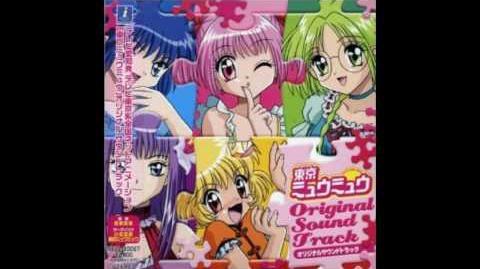 Tokyo Mew Mew Original Soundtrack- 05 Uwaa Chikoku Suru