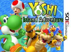 Yoshi island adventure