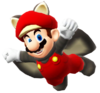 Flying squirrel mario by banjo2015-d8mq5vt