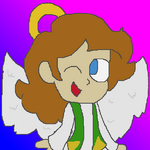 Angelina Fusion Fray Icon