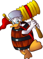 Donald Duck Magic Adventure 3 by someone on DeviantART but idfk who