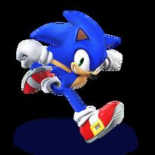 Sonic yendo alt