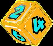 1-3 Dice Block