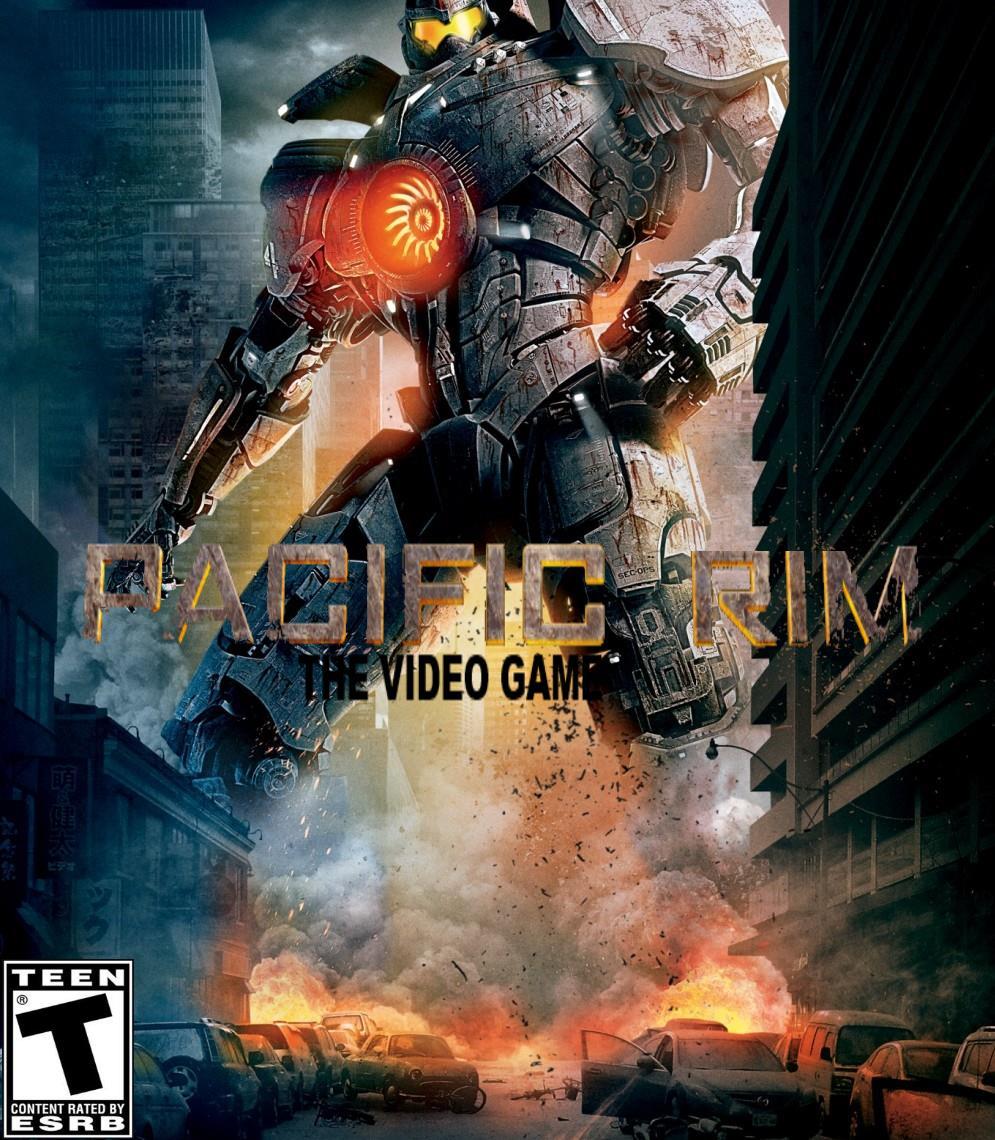 Pacific Rim (video game) | Fantendo - Nintendo Fanon Wiki ... Pacific Rim Cover