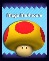 Super Mario & the Ludu Tree - Powerup Mega Mushroom