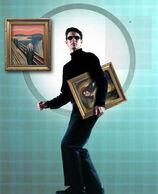 Art theft, its no good kids