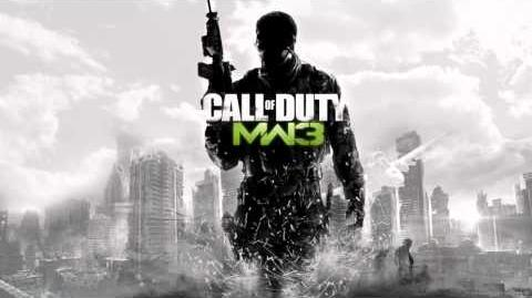 Call of Duty Modern Warfare 3 OST - Main Theme