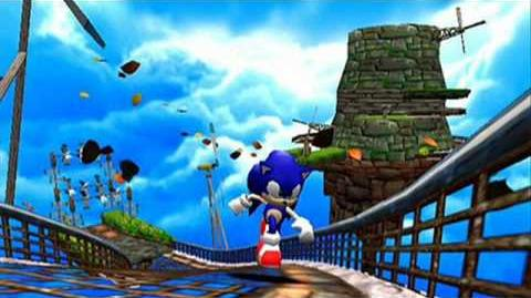 Sonic Adventure - Windy Valley (Remix)