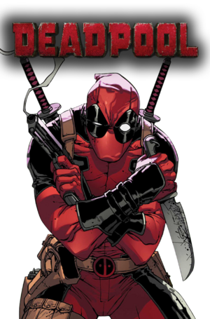 Deadpool kt game cover