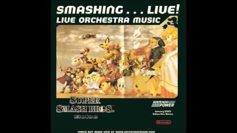 Opening Smashing...Live! Super Smash Bros