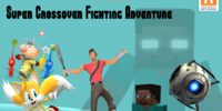 Super Crossover Fighting Adventure