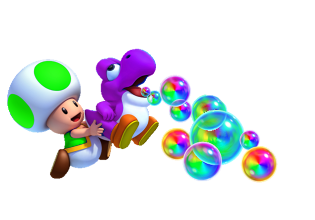 File:Green Toad and Yoshi.png