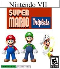 Super Mario Triplets