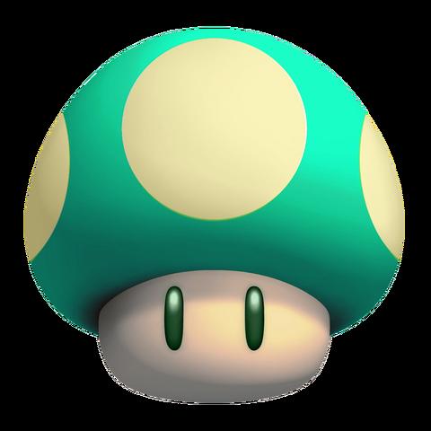 File:Super Jump Mushroom SMW3D.png