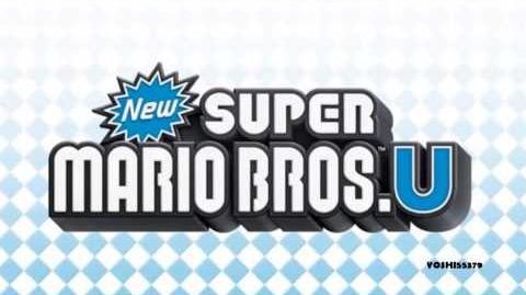Toad House (New Super Mario Bros