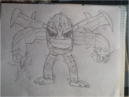 King Kube KiloBot (sketch)