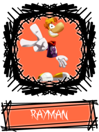 Rayman SSBR