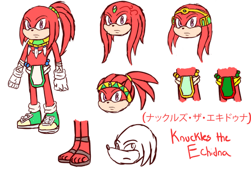 Knuckles Concept