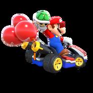 MK8 Deluxe Art - Mario 2