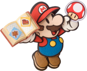 Mario (Paper Mario Sticker Star)