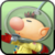 Pikmin and Olimar CSS Icon