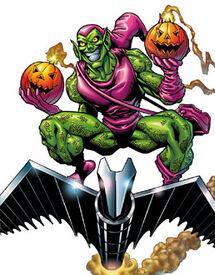 Greeny the Goblin