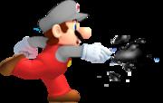 Ink Mario