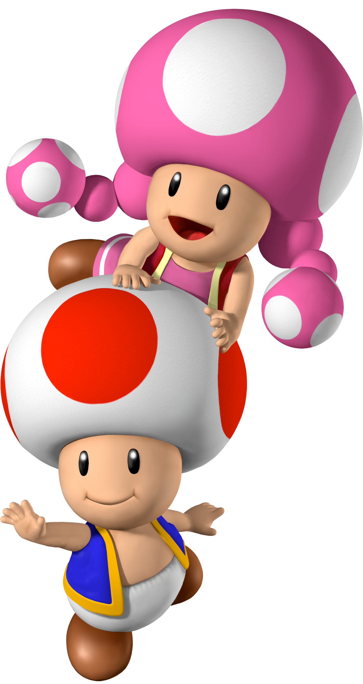 Image - Toad and Toadette - Mario Party 7.png   Fantendo ... - photo#18