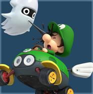 Baby Luigi icon LMK