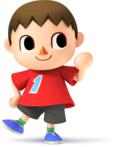 Villager (SSB Evolution)