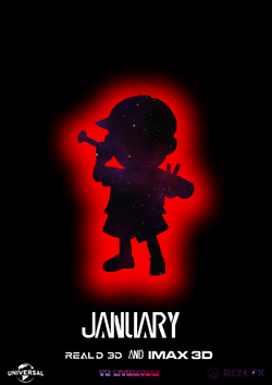Earthbound teaser Poster