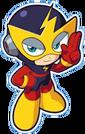 Mega Man Elec Man Art