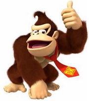 Donkey Kong the Yellow Rock