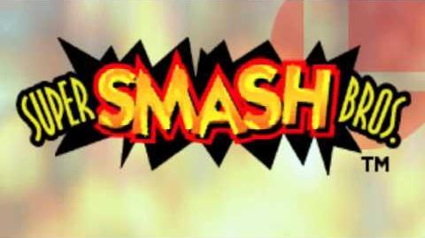Hyrule Castle - Super Smash Bros