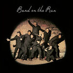 Paul McCartney & Wings-Band on the Run album cover