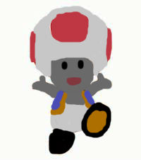Robo toad