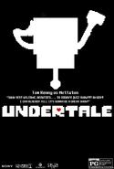 Undertale Movie Poster Mettaton