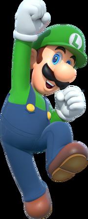 Luigi - Mario Party 10