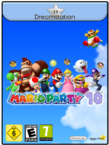 Mario Party 10-New-Boxart for Dreamstation