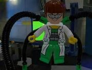 Doctor Octopus (Lego Batman 4)