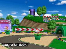 Mario Circuit MKDS